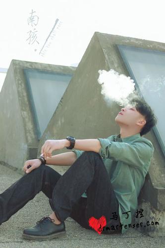 骚年的烟圈